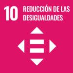 ODS 10 Reducción de desigualdades