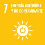 ODS 07 Energía asequible y no contaminante