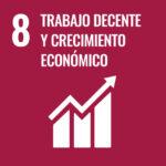 ODS 08 Trabajo decente y crecimiento económico